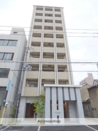 大阪府大阪市東成区、森ノ宮駅徒歩13分の築2年 10階建の賃貸マンション