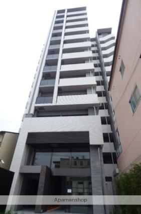 大阪府大阪市東成区、鶴橋駅徒歩6分の新築 13階建の賃貸マンション