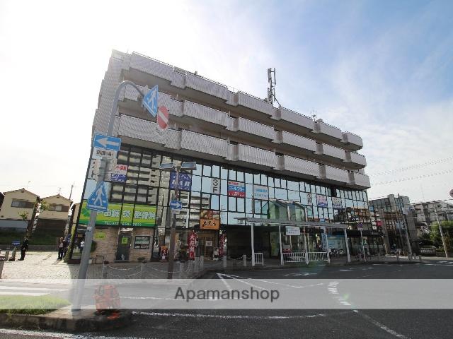 大阪府枚方市、藤阪駅徒歩21分の築26年 6階建の賃貸マンション