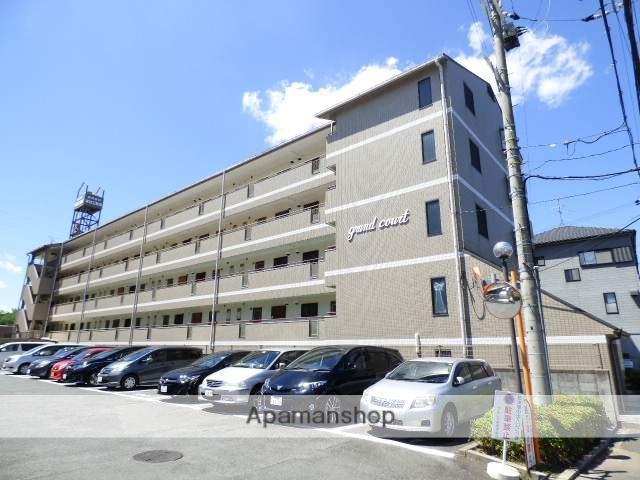 大阪府交野市、河内磐船駅徒歩24分の築26年 5階建の賃貸マンション