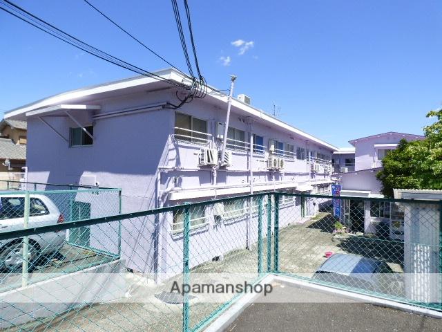 大阪府交野市、河内磐船駅徒歩16分の築44年 2階建の賃貸マンション