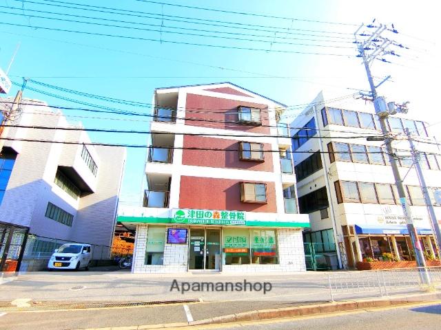 大阪府枚方市、藤阪駅徒歩14分の築26年 4階建の賃貸マンション