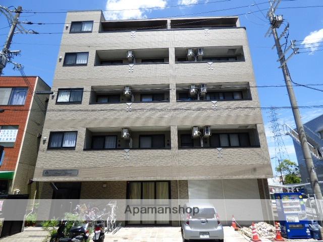 大阪府交野市、河内磐船駅徒歩22分の築7年 5階建の賃貸マンション