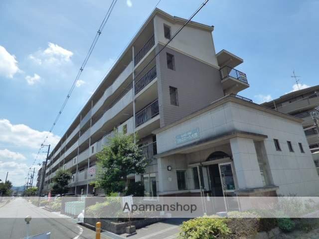 大阪府枚方市、宮之阪駅徒歩12分の築21年 5階建の賃貸マンション