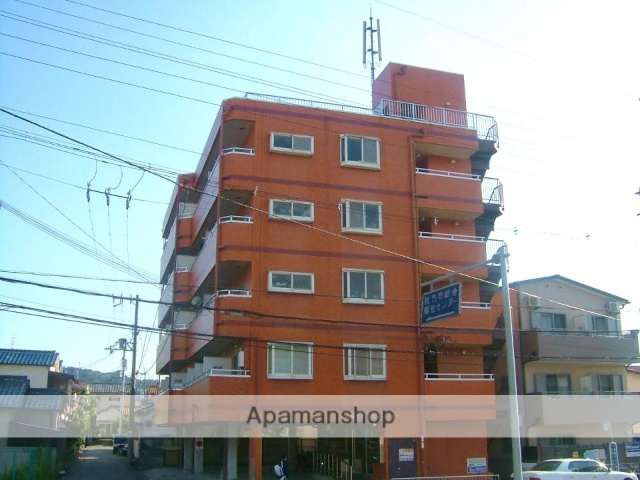 大阪府枚方市、長尾駅徒歩24分の築25年 5階建の賃貸マンション