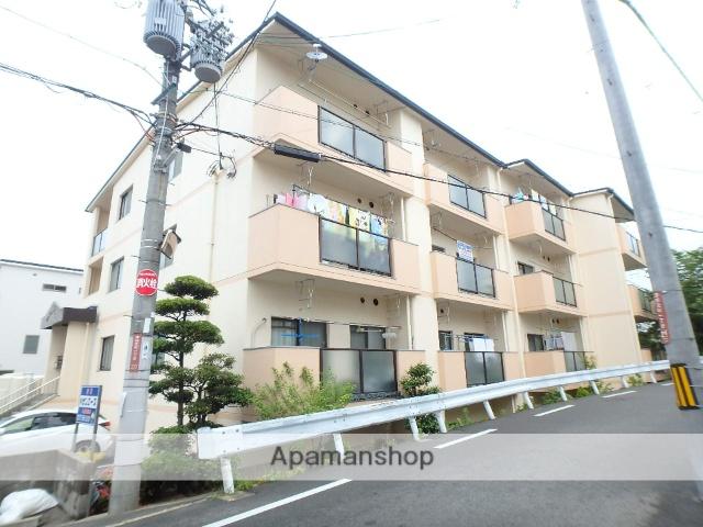 大阪府枚方市、長尾駅徒歩34分の築27年 2階建の賃貸マンション