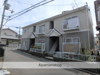 大阪府枚方市、藤阪駅徒歩23分の築21年 2階建の賃貸アパート