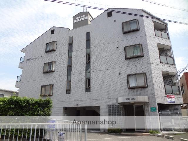 大阪府交野市、村野駅徒歩18分の築26年 4階建の賃貸マンション
