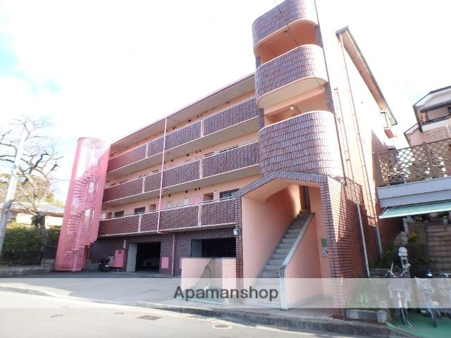 大阪府枚方市、藤阪駅徒歩19分の築27年 4階建の賃貸マンション