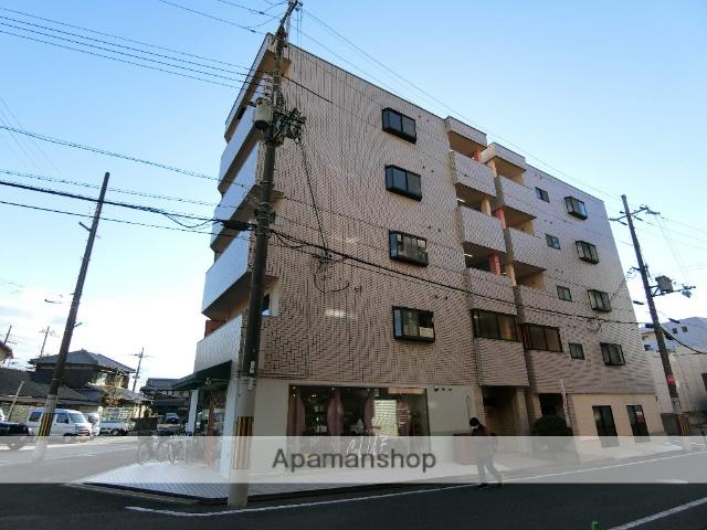 大阪府枚方市、藤阪駅徒歩22分の築21年 5階建の賃貸マンション