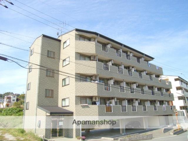 京都府京田辺市、大住駅徒歩15分の築17年 5階建の賃貸マンション