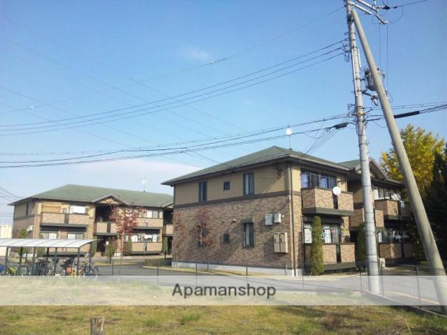 京都府京田辺市、大住駅徒歩5分の築14年 2階建の賃貸アパート