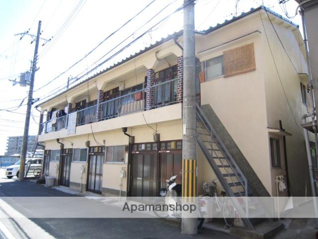 大阪府枚方市、長尾駅徒歩9分の築45年 2階建の賃貸アパート