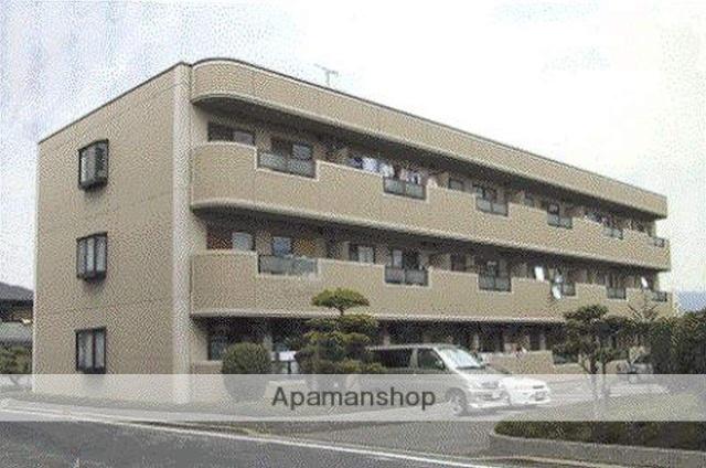 大阪府大東市、住道駅徒歩12分の築23年 3階建の賃貸マンション