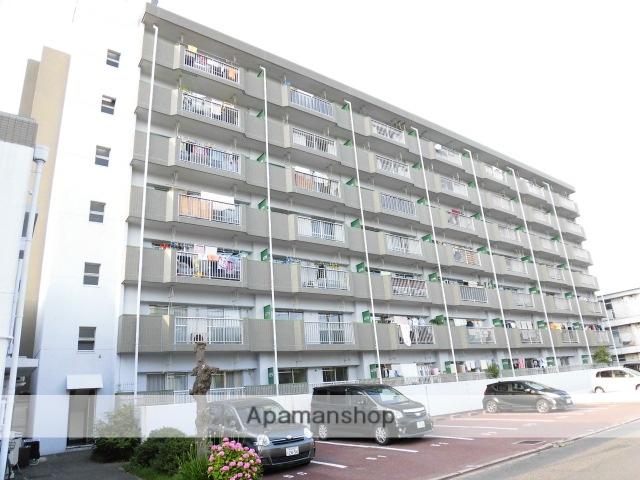 大阪府大阪市鶴見区、今福鶴見駅徒歩18分の築39年 7階建の賃貸マンション