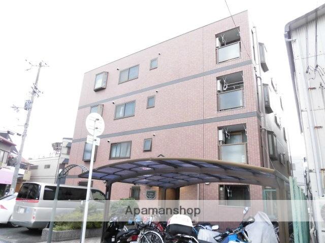大阪府大阪市鶴見区、横堤駅徒歩20分の築16年 4階建の賃貸マンション