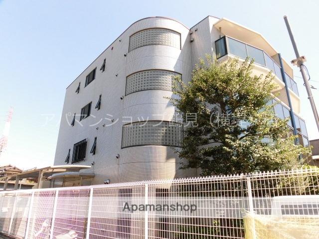 大阪府大阪市鶴見区、鶴見緑地駅徒歩10分の築23年 4階建の賃貸マンション