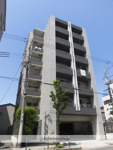 大阪府大阪市鶴見区、徳庵駅徒歩8分の築10年 7階建の賃貸マンション