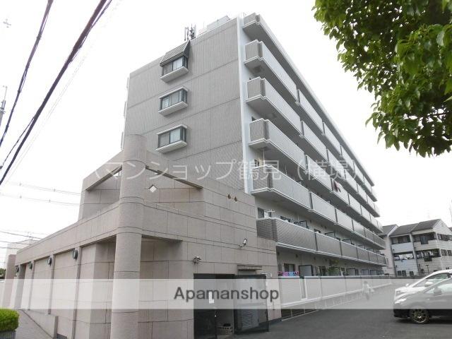 大阪府東大阪市、鴻池新田駅徒歩30分の築22年 6階建の賃貸マンション