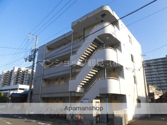 大阪府大阪市鶴見区、徳庵駅徒歩19分の築28年 4階建の賃貸マンション
