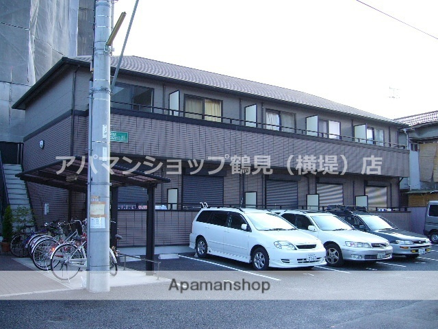 大阪府大阪市鶴見区、横堤駅徒歩15分の築15年 2階建の賃貸アパート