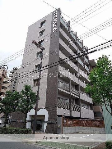 大阪府大阪市鶴見区、横堤駅徒歩19分の築7年 8階建の賃貸マンション