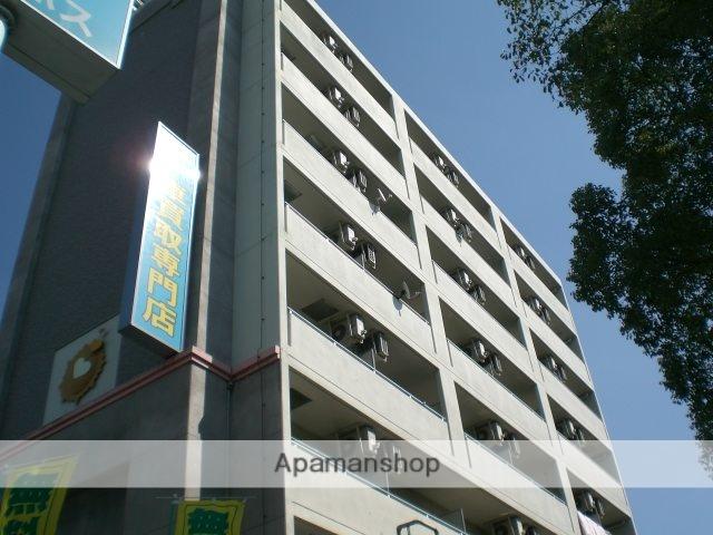 大阪府守口市、鶴見緑地駅徒歩50分の築18年 8階建の賃貸マンション