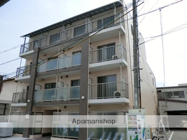 大阪府大阪市鶴見区、徳庵駅徒歩18分の築2年 4階建の賃貸マンション