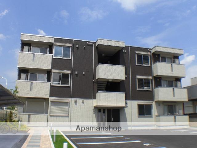 大阪府大阪市城東区、関目駅徒歩20分の築2年 3階建の賃貸アパート