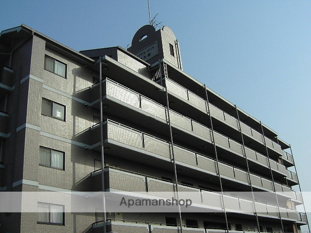 大阪府東大阪市、鴻池新田駅徒歩23分の築20年 6階建の賃貸マンション