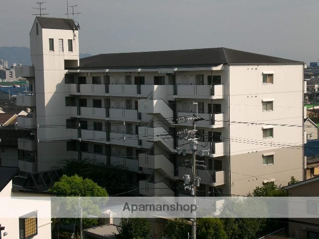 大阪府東大阪市、徳庵駅徒歩9分の築26年 6階建の賃貸マンション