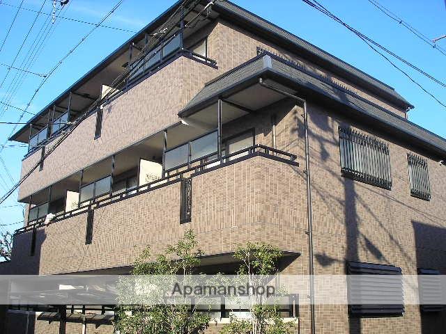 大阪府大阪市鶴見区、徳庵駅徒歩10分の築13年 3階建の賃貸マンション