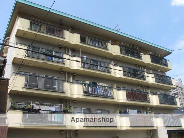 大阪府大阪市鶴見区、徳庵駅徒歩20分の築44年 5階建の賃貸マンション
