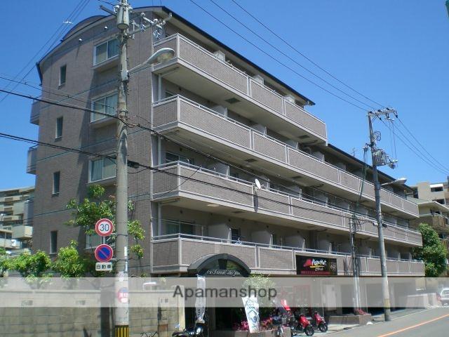 大阪府大阪市城東区、鴫野駅徒歩17分の築20年 5階建の賃貸マンション