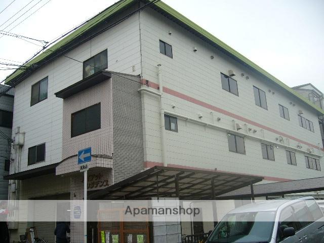 大阪府大阪市鶴見区、徳庵駅徒歩4分の築19年 3階建の賃貸マンション
