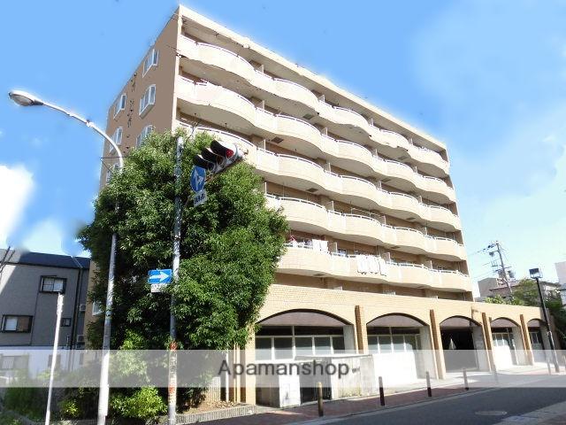 大阪府大阪市城東区、放出駅徒歩10分の築19年 7階建の賃貸マンション