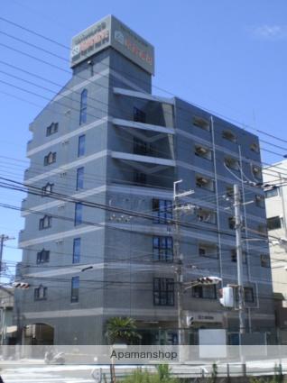 大阪府大東市、鴻池新田駅徒歩15分の築25年 7階建の賃貸マンション