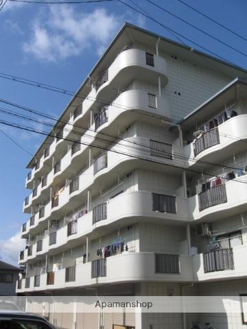大阪府大阪市鶴見区、放出駅徒歩11分の築27年 6階建の賃貸マンション
