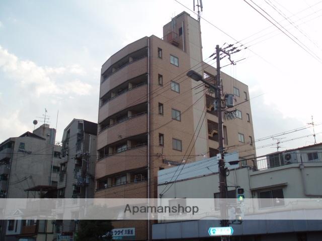 大阪府大阪市旭区、森小路駅徒歩12分の築23年 7階建の賃貸マンション