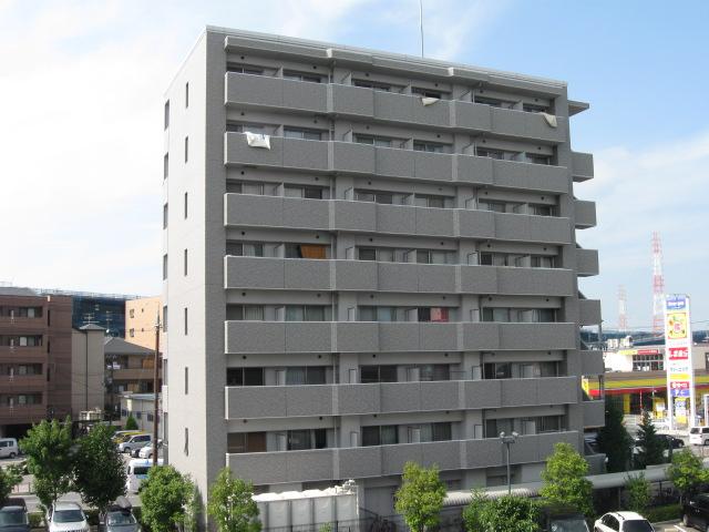 大阪府門真市、鴻池新田駅徒歩31分の築11年 8階建の賃貸マンション
