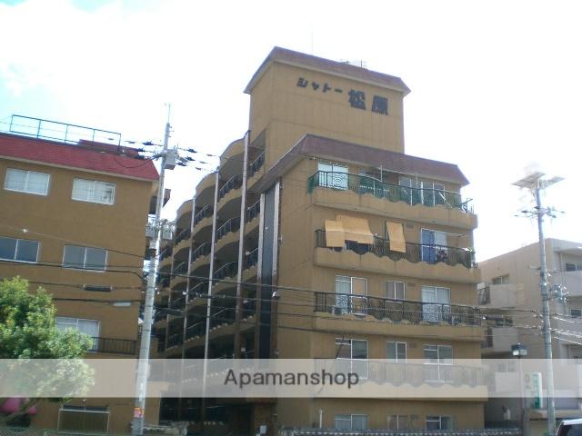 大阪府大阪市旭区、清水駅徒歩5分の築42年 7階建の賃貸マンション