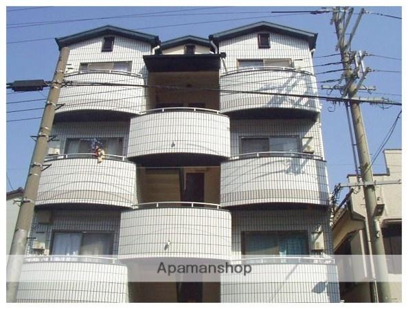 大阪府大阪市城東区、関目駅徒歩23分の築28年 4階建の賃貸マンション