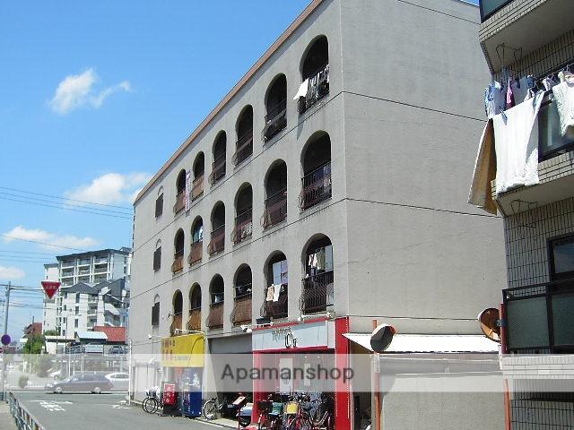 大阪府大阪市鶴見区、森小路駅徒歩18分の築41年 4階建の賃貸マンション
