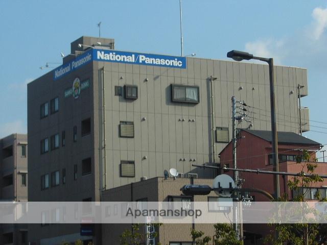 大阪府大阪市鶴見区、今福鶴見駅徒歩12分の築17年 6階建の賃貸マンション