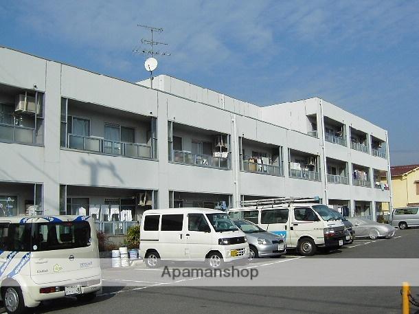 大阪府東大阪市、鴻池新田駅徒歩20分の築25年 3階建の賃貸マンション
