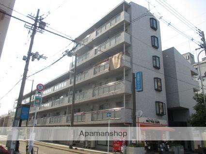 大阪府大阪市城東区、今福鶴見駅徒歩6分の築26年 5階建の賃貸マンション