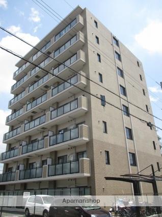 大阪府大阪市城東区、鴫野駅徒歩12分の築20年 8階建の賃貸マンション