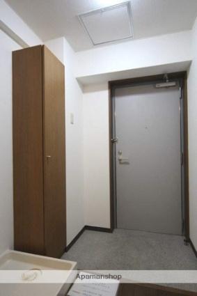 五月フラット池田[1K/25.48m2]の玄関