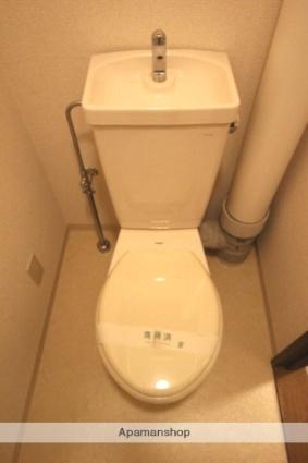 五月フラット池田[1K/25.48m2]のトイレ