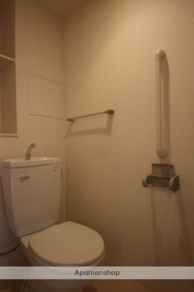 Blanc-Brun[1K/29.11m2]のトイレ